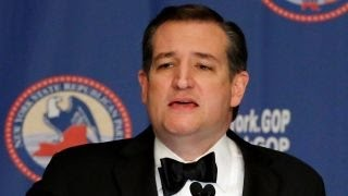 Cruz gets chilly reception from NY crowd at GOP gala