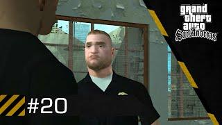 Szybka wizyta wLS | GTA: San Andreas #20 | RecPlay