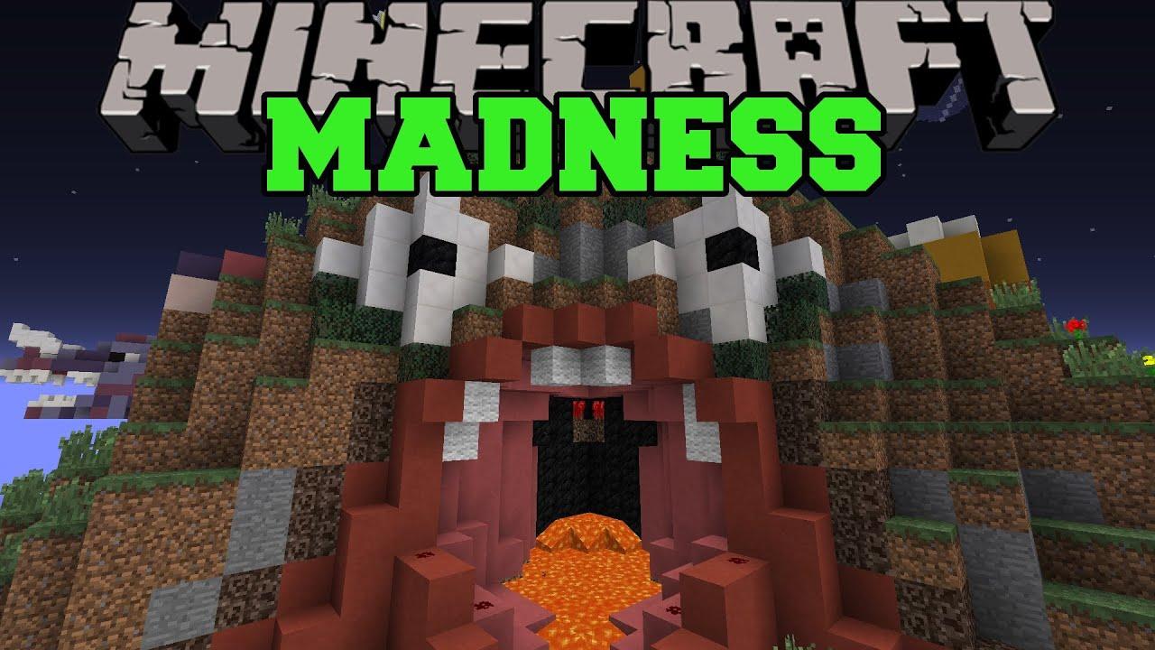 Minecraft Spooky Build