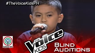 "The Voice Kids Philippines 2015 Blind Audition: ""I Don't Wanna Miss A Thing"" By Ken Jhon"