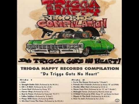 Trigga Happy Records Compilation-02 STRAIGHT GETTIN SICK