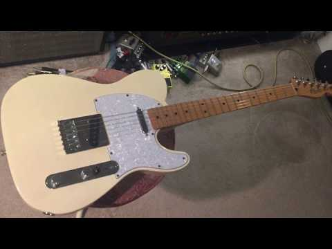 Fender Telecaster In White (Mexican)