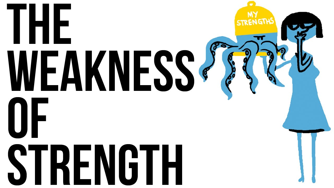 the weakness of strength theory the book of life
