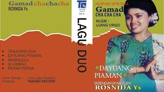 Dendang Lamo ~ Gamad ~ Rosnida Ys ~ Dayuang Piaman Full Album