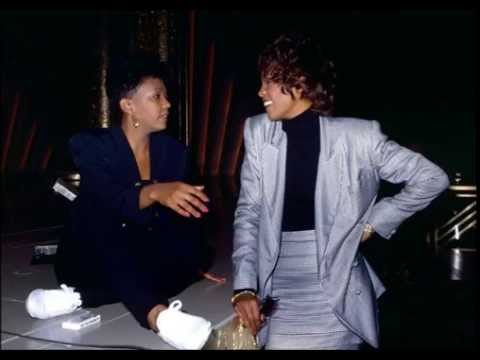 Anita Baker Meets Whitney Houston