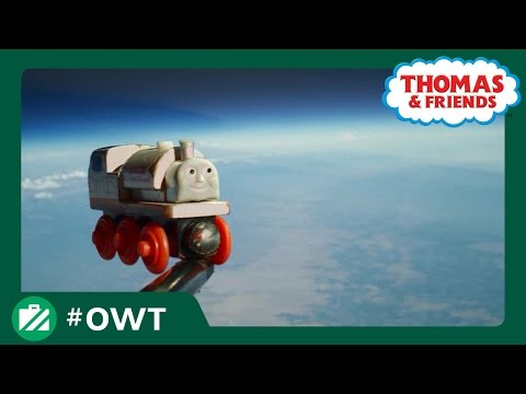 Thomas & Friends UK: Stanley in Space