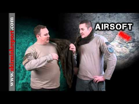 Airsoft Riot – How to tie a Shemagh