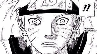 Naruto Manga Chapter 669 Review -- Gai OWNS MADARA!! ナルト Naruto Awakens!! OMG!!