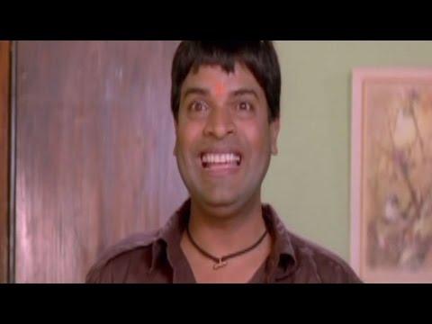 Bharat Jadhav, Sonalee Kulkarni - Chal Gaja Karu Maja - Marathi Scene 11/18