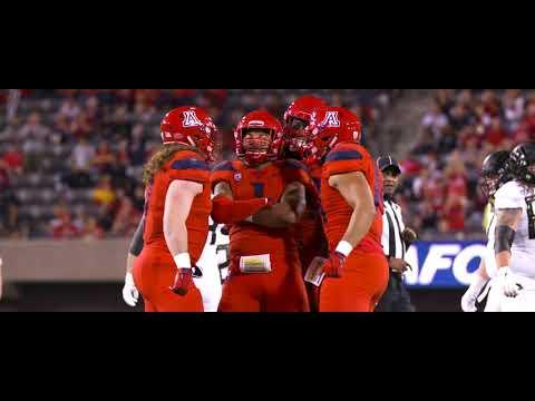 2019 Arizona Football Intro Video