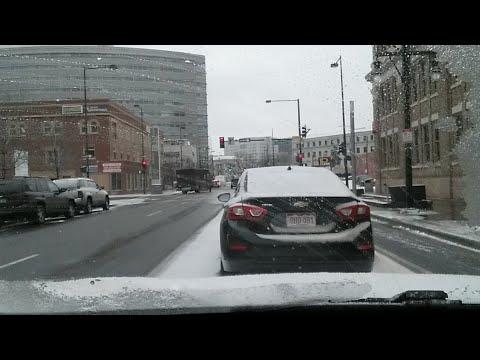 On The Road To Colorado Springs!..Snow! Snow! Snow!