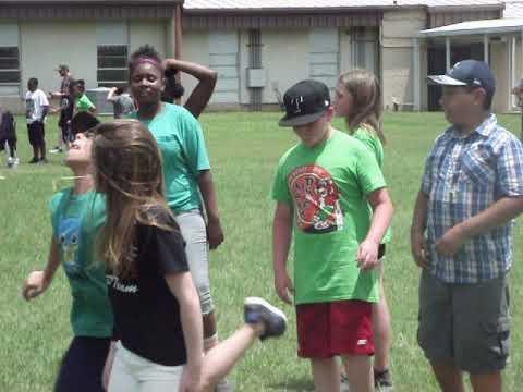Field Day at Wake Village Elementary School