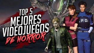 Top Juegos de Horror I Fedelobo |