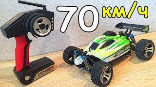 видео Обзор радиоуправляемой машины wltoys 12428 с АлиЭкспресс