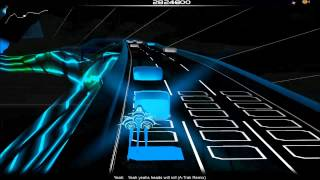 Yeah Yeah Yeahs - Heads Will Roll (A-Trak Remix) (Audiosurf)