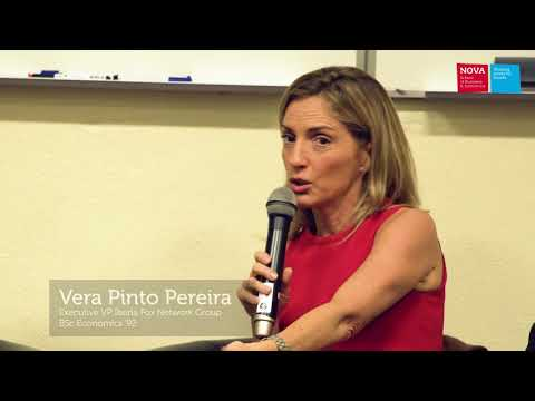 Future Talks with Vera Pinto Pereira