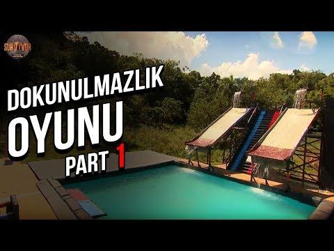 Dokunulmazlık Oyunu 1. Part | 21. Bölüm | Survivor Türkiye
