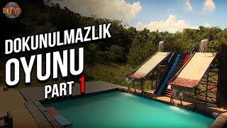 Dokunulmazlık Oyunu 1. Part | 21. Bölüm | Survivor Türkiye - Yunanistan