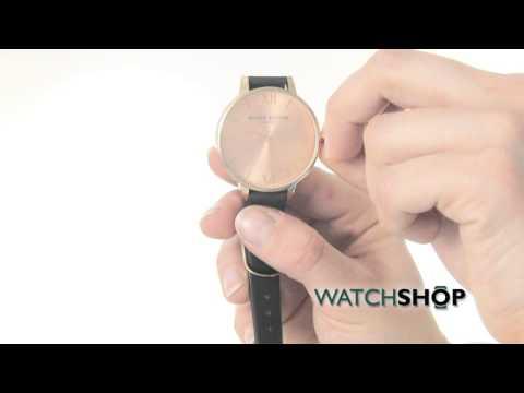 Olivia Burton Ladies' Big Dial Watch(OB13BD13B)