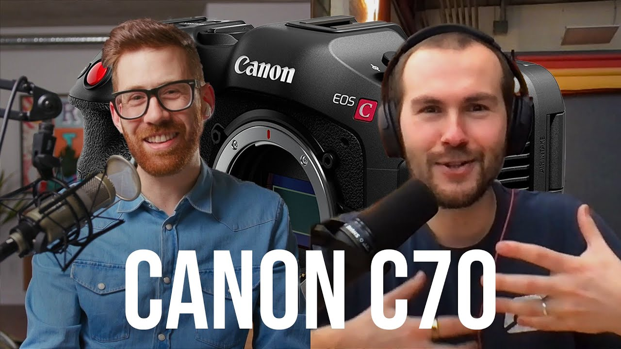 Canon C70: Everything you need to know
