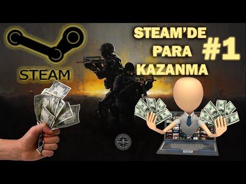 Steam'de Para Kazanma - Detaylı Anlatım(CS:GO) #1