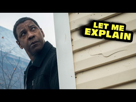 The Equalizer 2 = Home Alone  Explained in 4