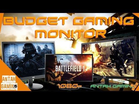 Budget 1080p Gaming Monitor Bawah RM500「2017」