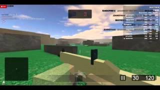 Roblox - Battlefield [Pre-Pre-Pre Alpha] Gameplay