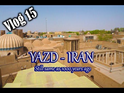 Iran Travel Tour vlog 15