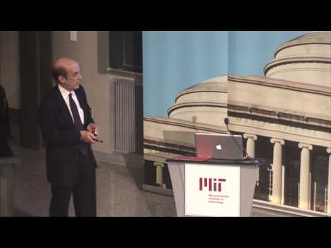"2014 Killian Lecture: Stephen J. Lippard, ""Understanding and Improving Platinum Anticancer Drugs"""