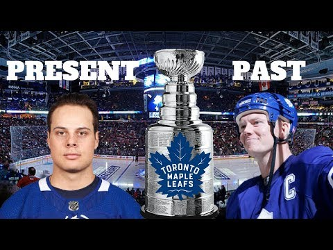 CAN THE LEAFS OF THE PAST/PRESENT WIN THE STANLEY CUP? | NHL 18 | ARCADE REGIMENT
