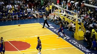[HQ] Chris Paul to Kevin Durant alley-oop slam (SMART Gilas vs. NBA All-stars) Manila