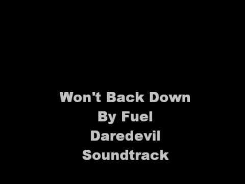 Won't Back Down By Fuel