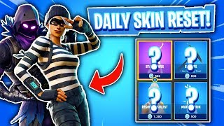 Daily & Featured Item Shop In Fortnite: Battle Royale! (Skin Reset #187)