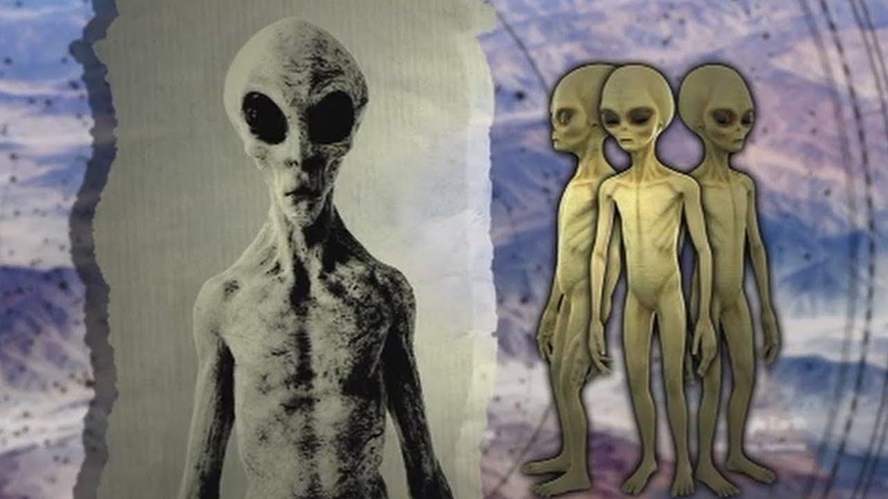 TENÍAN ASPECTO INSECTOIDE - Apariciones extraterrestres - Abducción - Caso Real