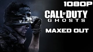 Call of Duty Ghost PC Gameplay (Maxed Out) HD 1080p