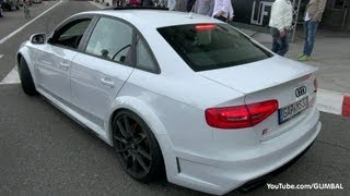 Audi S4 A46 by MS Design - Ride, Accelerations, Interior & Exterior details!