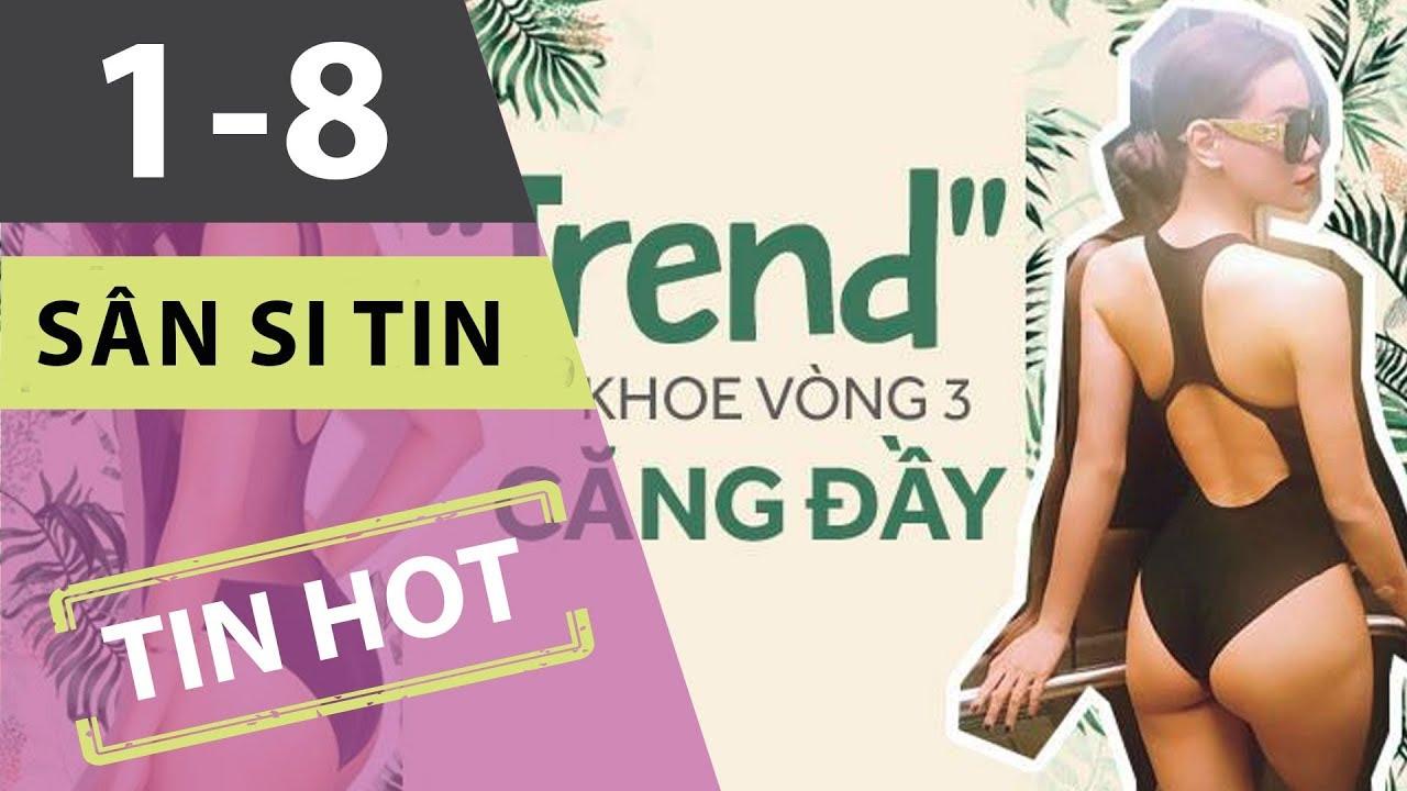 Mỹ nhân Việt ồ ạt khoe vòng 3 bốc lửa | SST 010817