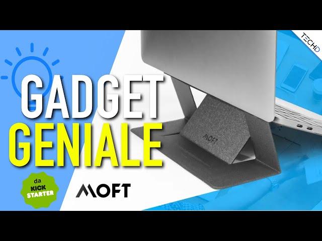 Questo si che è... GENIALE! #Moft - Stand per PC/Mac Ultra-Sottile