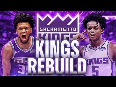 2020 Sacramento Kings Rebuild | Wiseman To The Kings?