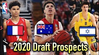 5 BEST 2020 NBA Draft Prospects Playing OVERSEAS This Season!