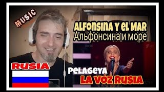 Download PELAGEYA, Alfonsina y el mar. Альфонсина и море. Mp3 and Videos