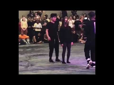 Sean Lew and Kaycee Rice #BABE2018 (Sean's Partner Class)