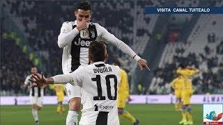 La épica fusión de Cristiano Ronaldo y Paulo Dybala el Siuuu-mask