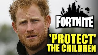 Prince Harry Proves That He Knows NOTHING About Video Games