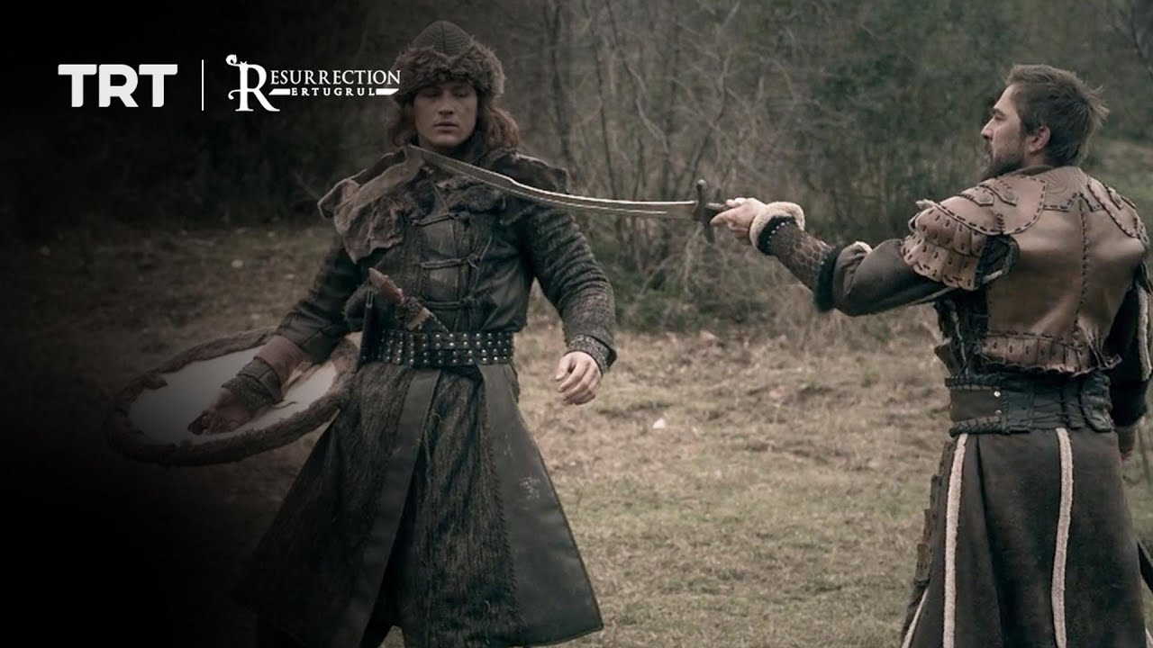 Ertugrul clashes with alps from his tribe - Season 1