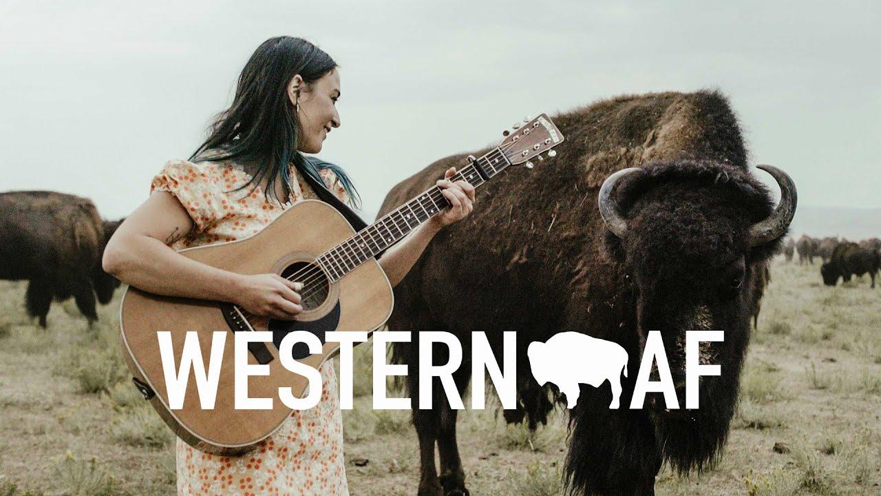 """Cristina Vane   """"Travelin' Blues""""   Western AF"""