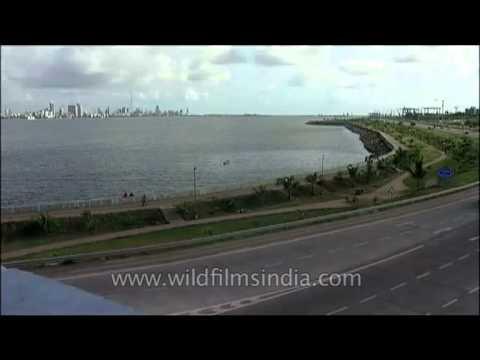 Mumbai: City with a total Metropolitan Area