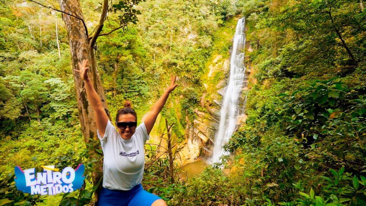 Cataratas de Huaja, recóndita y hermosa aventura | Hijo de Ruta ep. 8