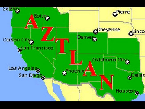 AZTLAN Nevada Takeover of Assembly! Teresa Benitez EXPOSED! RECONQUISTA!